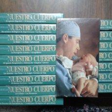 Cine: COLECCION MARAVILLAS DE NUESTRO CUERPO. 17 CINTAS VIDEO VHS. Lote 40333584