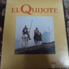 Cine: DON QUIJOTE RTVE VHS DOS CINTAS FERNANDO REY ,ALFREDO LANDA. Lote 40357662