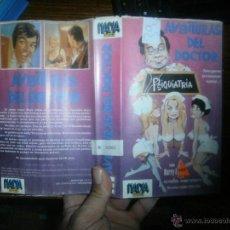 Cine: AVENTURAS DEL DOCTOR -VHS. Lote 40529656
