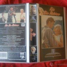 Cine: RIO SIN RETORNO -VHS. Lote 40874884