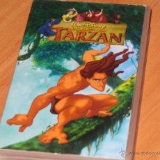 Cine: TARZAN. VHS ORIGINAL DISNEY.. Lote 40895626