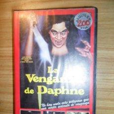 Cine: LA VENGANZA DE DAPHNE (1987) VHS - TERROR - TROMA . Lote 40917421