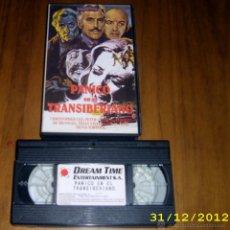 Cine: PÁNICO EN EL TRANSIBERIANO - VHS - EUGENIO MARTÍN . Lote 40987661