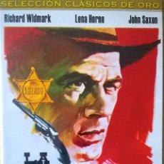 Cine: LA CIUDAD SIN LEY -.RICHARD WIDMARK-LENA HORNE- UN WESTERN DE DON SIEGEL- CON LIBRETO 32 PÁGINAS. Lote 40999966