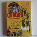 Cine: CAT-WOMEN OF THE MOON+CAPITULO DE TALES OF TOMORROW-SIN ABRIR-PERFECTA- DESCATALOGADA. Lote 41023707