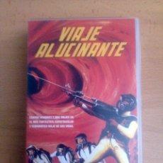 Cine: VIAJE ALUCINANTE - VHS - RICHARD FLEISCHER. Lote 41130453