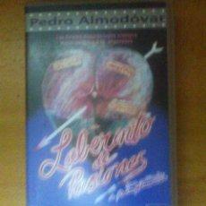 Cine: LABERINTO DE PASIONES - VHS - PEDRO ALMODOVAR. Lote 41133556