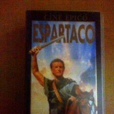 Cine: ESPARTACO - VHS - STANLEY KUBRICK. Lote 41133715