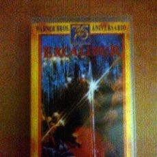 Cine: EXCALIBUR - VHS - JOHN BOORMAN. Lote 41133825