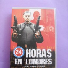 Cine: 24 HORAS EN LONDRES. ALEXANDER FINBOW. 2000,REINO UNIDO. VHS.. Lote 41344864