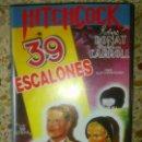 Cine: ALFRED HITCHCOCK 39 ESCALONES 1935 PERFECTA. Lote 41349278