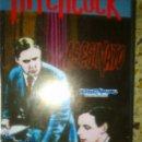 Cine: ALFRED HITCHCOCK ASESINATO 1930 PERFECTO ESTADO VHS. Lote 41349435