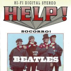 Cine: HELP.THE BEATLES.VHS.. Lote 41350822