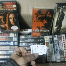 Cine: SUPER LOTE DE 55 PELICULAS -VHS)LEER. Lote 41354257