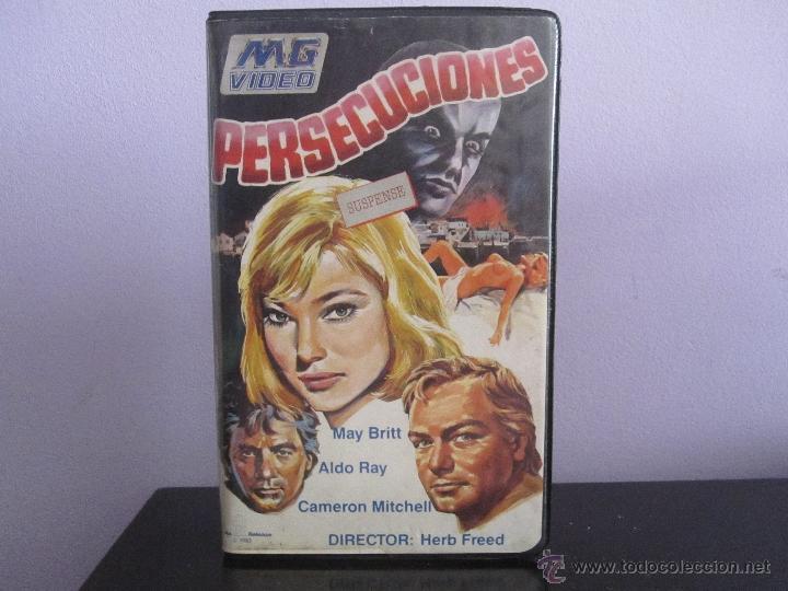 SLASHER: PERSECUCIONES (HAUNTS, 1977) (Cine - Películas - VHS)