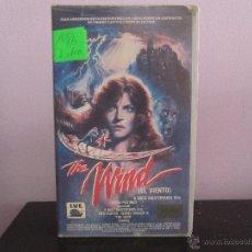 Cine: SLASHER: EL VIENTO (THE WIND, 1977). Lote 41364595