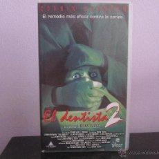 Cine: SLASHER: EL DENTISTA 2. Lote 41364633