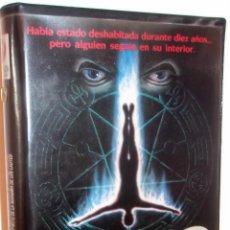 Cine: WITCHTRAP EL ESPIRITU DE LA MANSION DE LOS LAUTER VHS - CLASICO DE LOS 80 ¡¡REBAJADA UN 30%!!. Lote 41434210