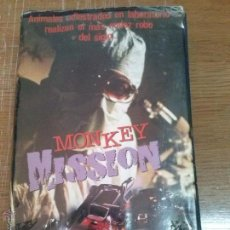 Cine: MONKEY MISION-VHS. Lote 40535100