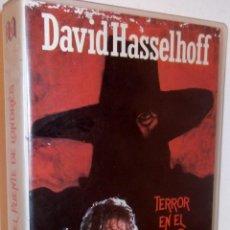 Cine: TERROR EN EL PUENTE DE LONDRES VHS - CLASICO OCHENTERO CON JACK THE RIPPER ¡¡REBAJADA UN 20%!!. Lote 41491438