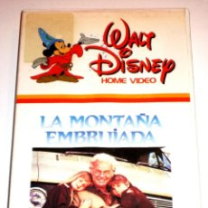 Cinema: LA MONTAÑA EMBRUJADA (1975) - WALT DISNEY - EDDIE ALBERT KIM RICHARDS RAY MILLAND VHS 1ª EDICION. Lote 41533839