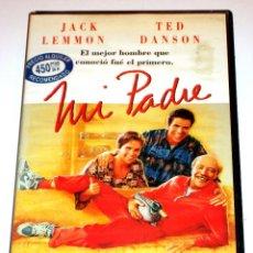 Cinema: MI PADRE (1989) - GARY DAVID GOLDBERG JACK LEMMON TED DANSON ETHAN HAWKE VHS 1ª EDICION. Lote 41535109
