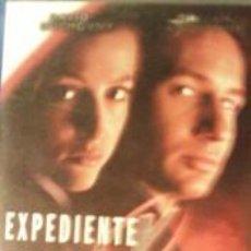 Cine: EXPEDIENTE X, LA PELÍCULA, EDICIÓN ESPECIAL VHS. Lote 41553086