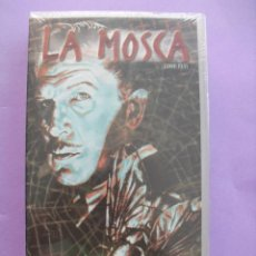 Cine: LA MOSCA(THE FLY). KURT NEUMANN,1958. VHS, PRECINTADA. VINCENT PRICE SERIE B SCI FI TERROR . Lote 41575198