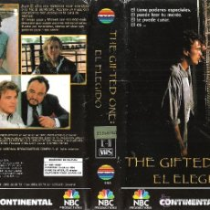 Cine - VHS THE GIFTED ONE: EL ELEGIDO - PETE KOWANKO (13) - 41632687