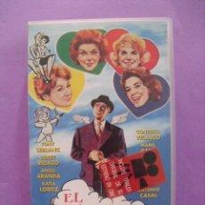 Cine: EL DIA DE LOS ENAMORADOS. FERNANDO PALACIOS, 1959. VHS.. Lote 41677086
