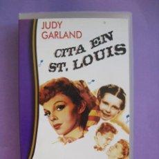 Cine: CITA EN ST.LOUIS VHS.. Lote 41752115