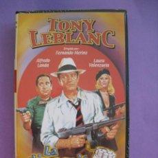 Cine: LA DINAMITA ESTA SERVIDA. TONY LEBLANC,ALFREDO LANDA. FERNANDO MERINO, 1968. VHS.. Lote 41752166