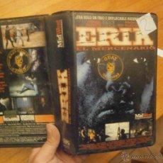 Cine - ERIK EL MERCENARIO -VHS (COMPRA MINIMA 6 EUROS) - 41792430