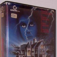 Cine: NOCHE DE TENSION VHS - BUEN SERIE B CLASICO DE TERROR PSICOLOGICO DE 1972 ¡¡REBAJADA UN 20%!!. Lote 41868224