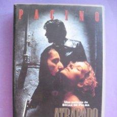 Cine: ATRAPADO POR SU PASADO VHS. Lote 41913065