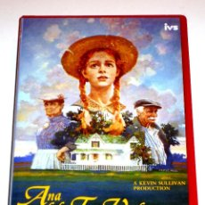 Cine: ANA DE LAS TEJAS VERDES (1985) - MEGAN FOLLOWS COLEEN DEWHURST RICHARD FARNSWORTH VHS INENCONTRABLE. Lote 41993171