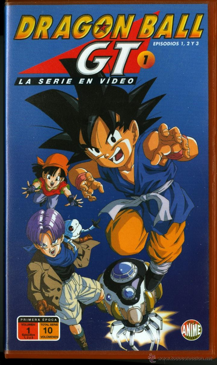 Cine: DRAGON BALL GT (EPISODIOS 1,2 Y 3) - Foto 1 - 42169581