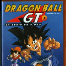 Cine: DRAGON BALL GT (EPISODIOS 1,2 Y 3). Lote 42169581