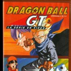 Cine: DRAGON BALL GT (EPISODIOS 7,8 Y 9) . Lote 42169678