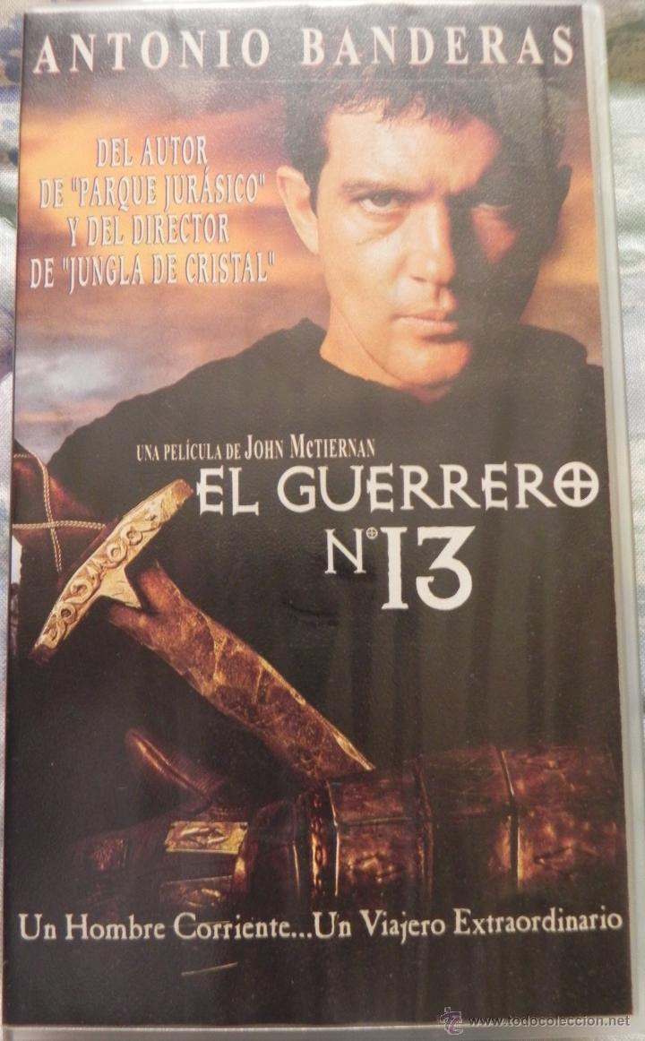 Vendo Vhs El Guerrero Número 13 Comprar Películas De Cine Vhs En Todocoleccion 42197409