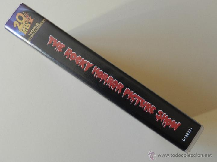 Cine: VHS THE ROCKY HORROR PICTURE SHOW - Foto 2 - 42343861