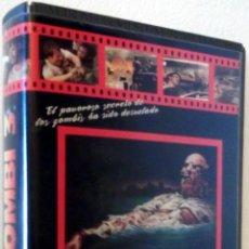 Cine: ZOMBI 3 VHS - CLASICO OCHENTERO DE LUCIO FULCI ¡¡REBAJADO UN 40%!!. Lote 42595036