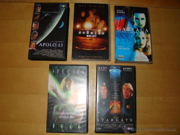 LOTE VHS 3# (Cine - Películas - VHS)