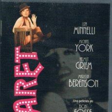 Cine: VHS CABARET LIZA MINNELLI . Lote 43014030