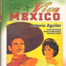 Cine: CINE CANDY - VHS - EL ALAZAN Y EL ROSILLO - ANTONIO AGUILAR - FLOR SILVESTRE *AA99. Lote 43040220