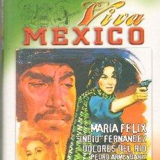 Cine: CINE CANDY - VHS - LA CUCARACHA -MARIA FELIX-INDIO FERNANDEZ-ANTONIO AGUILAR-DOLORES DEL RIO *UU99. Lote 43040560
