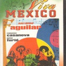 Cine: CINE CANDY - VHS - FIESTA EN EL CORAZON - ANTONIO AGUILAR - SONIA FURIO - LA TARIACURI *UU99. Lote 43040703