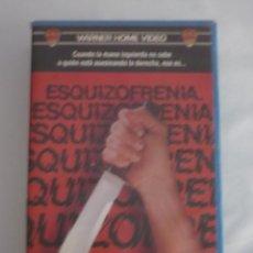 Cinéma: ESQUIZOFRENIA VHS(1976) PETE WALKER.. Lote 56843937
