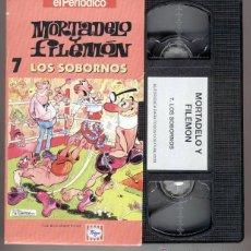 Cine: MORTADELO Y FILEMON --- LOS SOBORNOS Nº 7. Lote 43780645