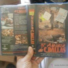 Cine - A LA CAZA DE C.DALLAS -VHS - 43857480
